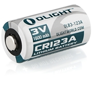 Bateria Lithium Battery CR123A - Olight