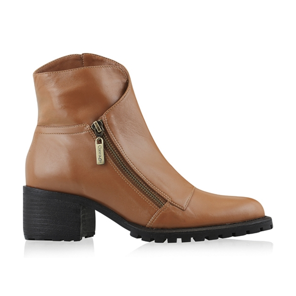 8bc764990 Bota Norman Caramelo - Cavage