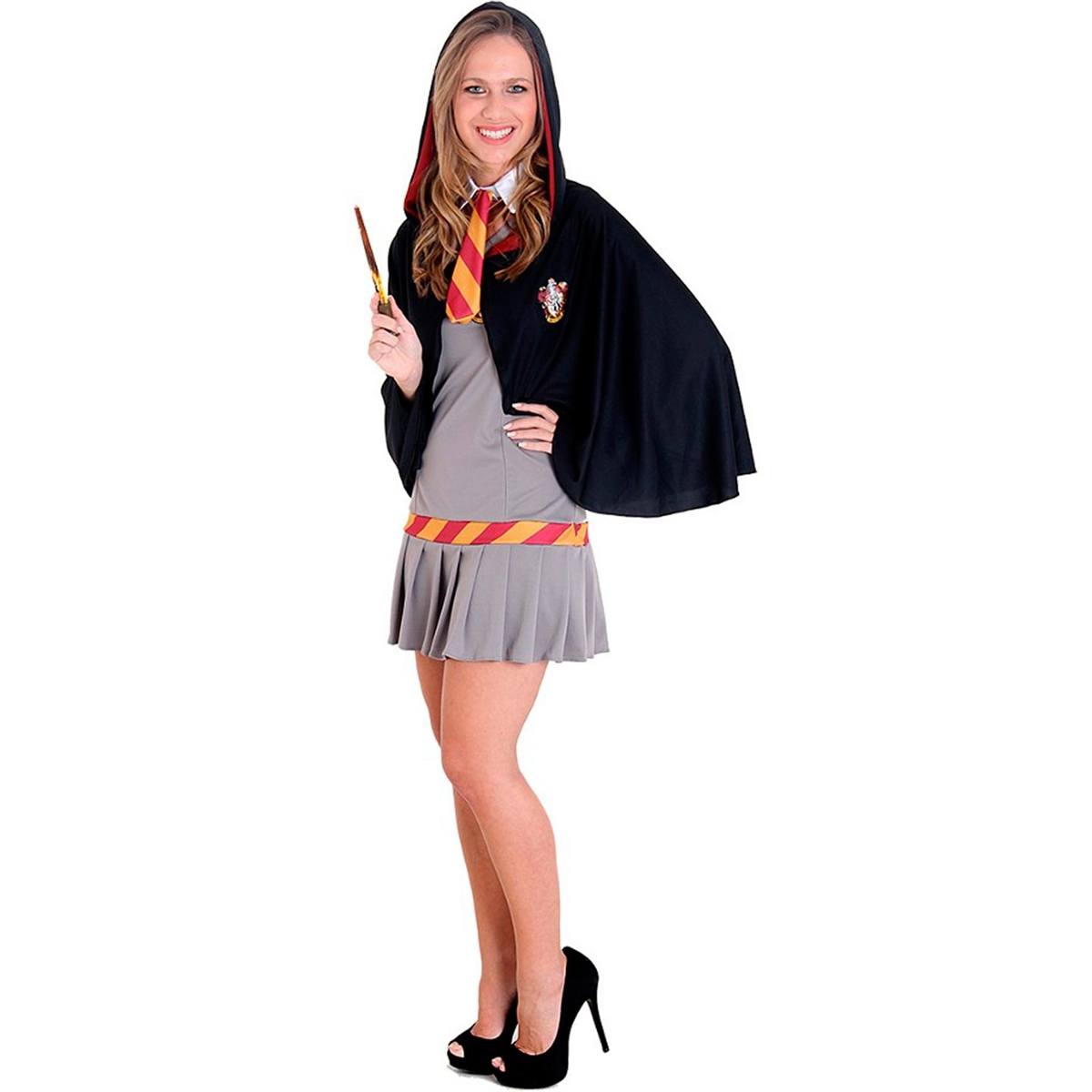 Fantasia Hermione Teen Harry Potter Completa Fantasiascarol