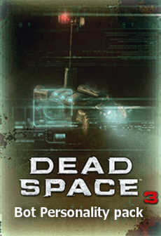 Dead Space 3 Bot Personality pack Key Origin GLOBAL