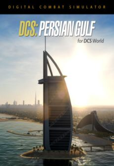 Persian Gulf Map for DCS World Steam Key GLOBAL