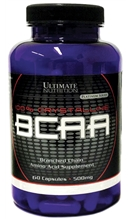 BCAA (60 caps) - Ultimate Nutrition