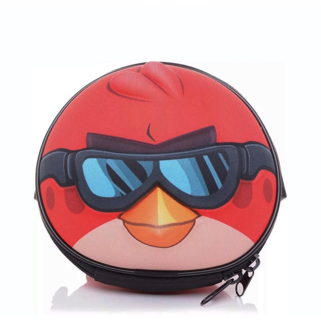 ad6113b42 Lancheira 3D Angry Birds Go - Maxtoy - JC Brinquedos