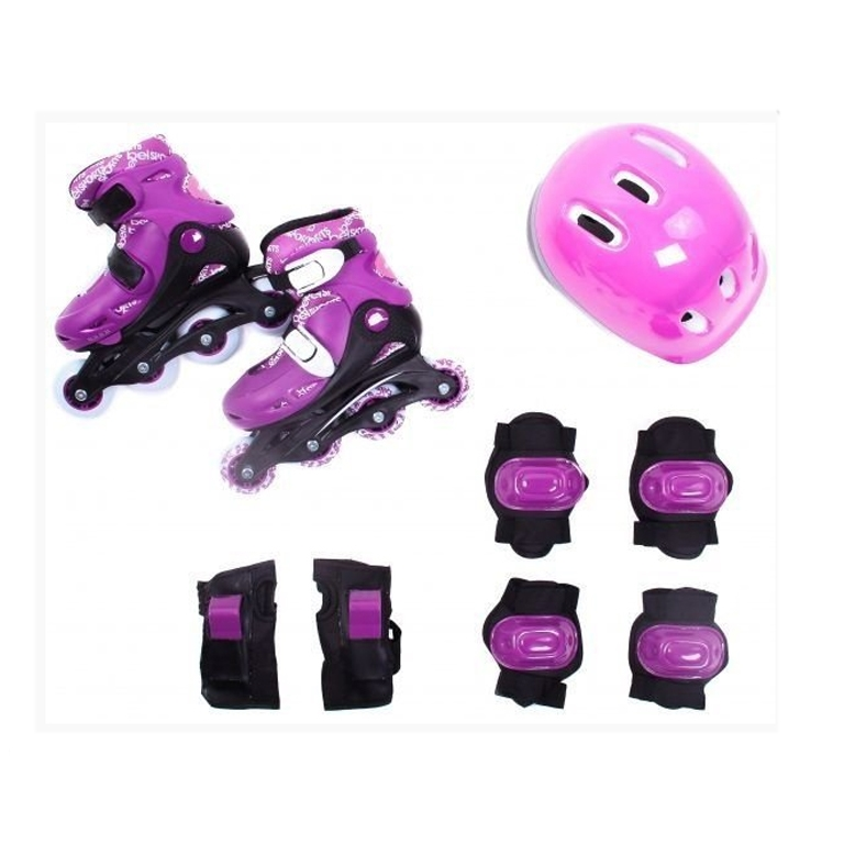 711ff8a5e08 Kit Roller Radical - Bel Sports - RYTHMOON