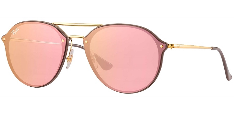 0f7bc4b507fee RAY BAN RB 4292N 6327 E4 BLAZE DOUBLE BRIDGE - ÓCULOS DE SOL - SHOW ...
