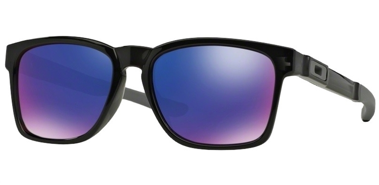 ec2f07c0e6380 OAKLEY CATALYST - Polished Black Ink   Red Iridium - ÓCULOS DE SOL ...