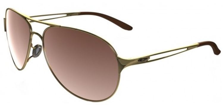 7e97441916066 OAKLEY CAVEAT - Polished Gold   Dark Brown Gradient - ÓCULOS DE SOL ...