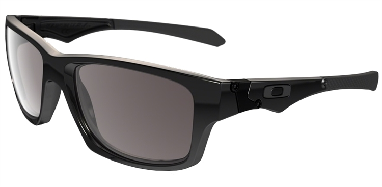 33d51c6a8117f OAKLEY JUPITER SQUARED - Polished Black   Warm Grey - ÓCULOS DE SOL ...